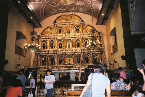 サントニーニョ教会